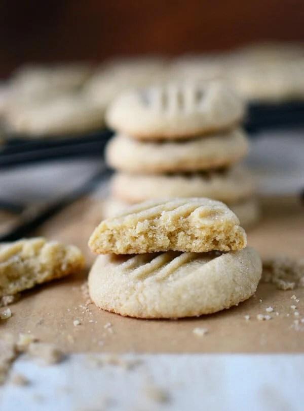 Brown Sugar Butter Cookies