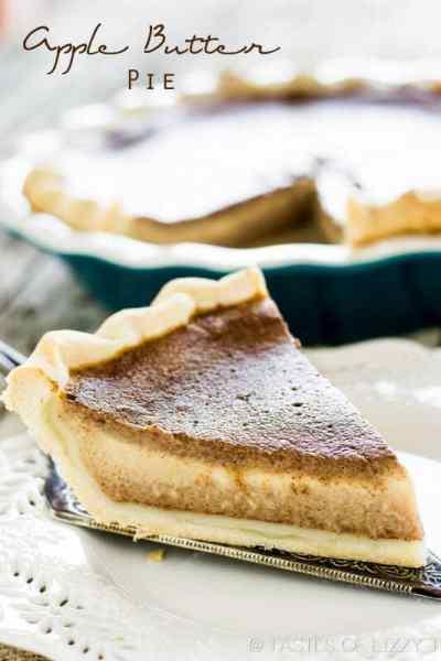 Apple Butter Pie