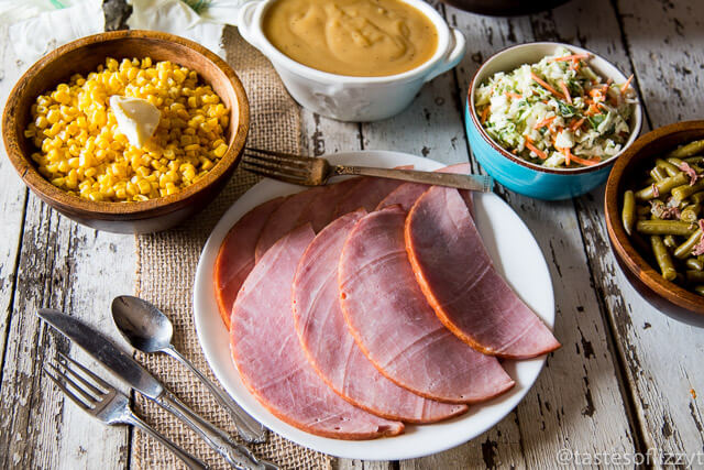 Easy Easter Dinner Menu Spend Time Relaxing With The Family