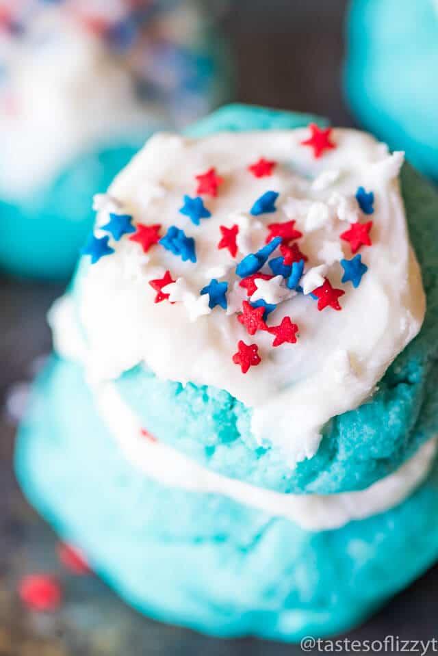 patriotic-cake-mix-jello-cookies