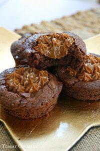 dulce-de-leche-miniature-brownies