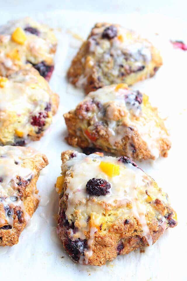 peach-blackberry-scones