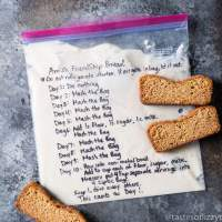 how to make amish friendship bread starter