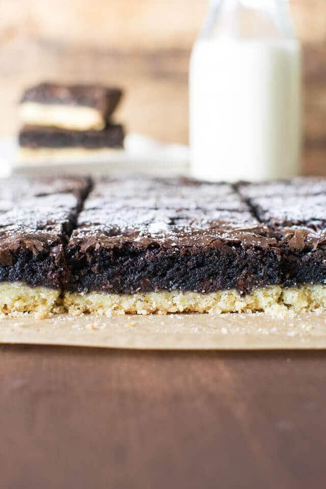 Brownie Pie Bars