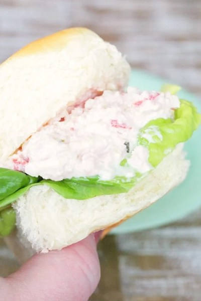 Pimento Cheese Ham Salad