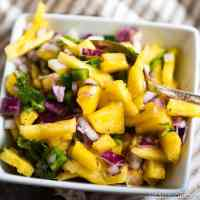 Pineapple Jalapeno Salsa Recipe