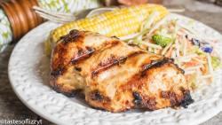 Garlic Mustard Chicken Recipe