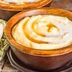 cornmeal mush hot cereal recipe with syrup and cream