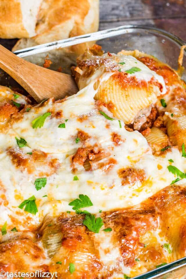 easy italian sausage casserole recipe