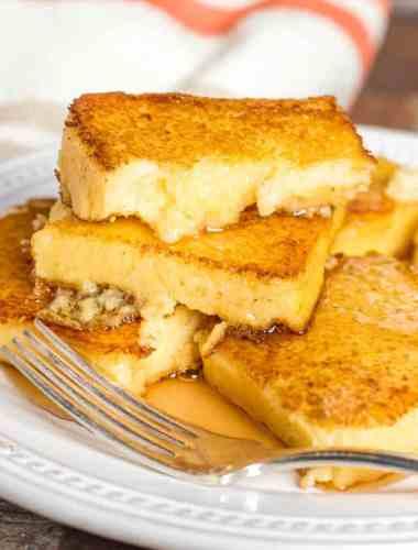 fried polenta recipe
