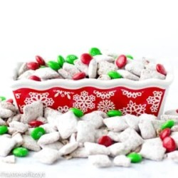 Christmas Puppy Chow.Reindeer Food