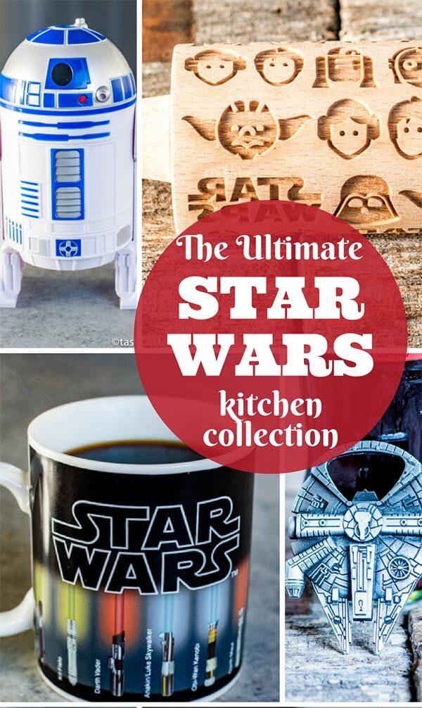 Star Wars Kitchen The Ultimate Nerdy Star Wars Kitchen