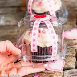easy valentine's day cupcakes
