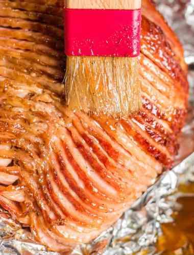 easy spiral sliced honey ham recipe