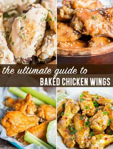 Looking to make healthier chicken wings? This is everything you need to know about baking chicken wings in the oven.