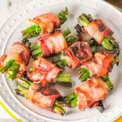 easy grilled vegetable side dish