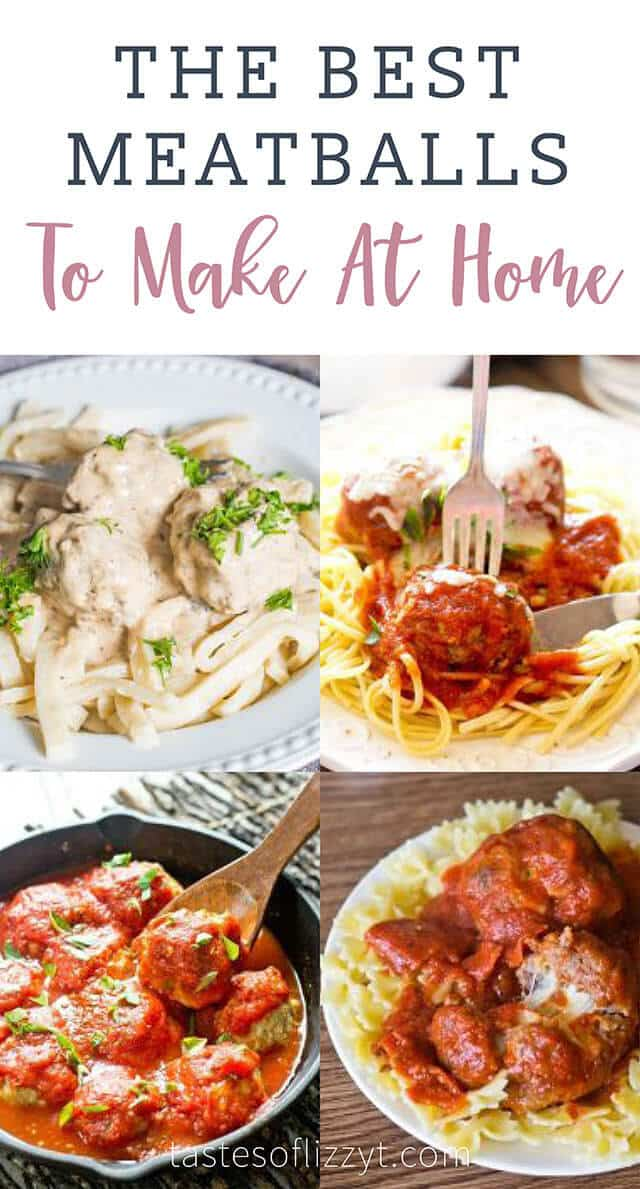 How to Make Meatballs at Home