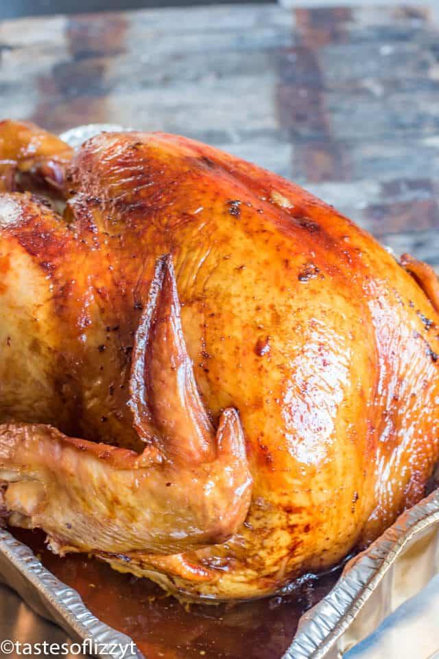 Best Smoked Turkey Recipe Tastes Of Lizzy T