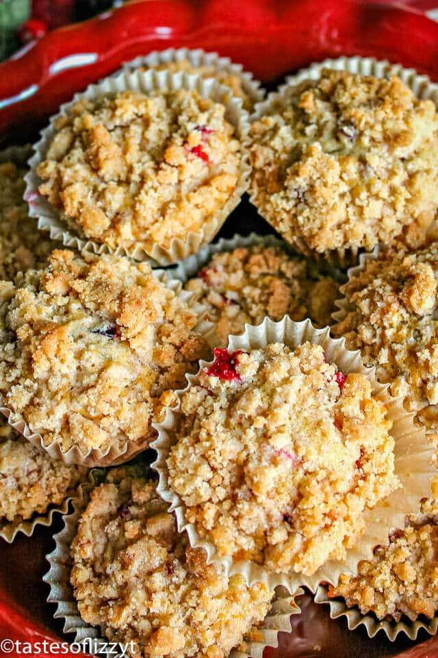 batch of homemade buttermilk muffins