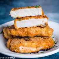 juicy Fried Pork Chops