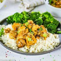 Teriyaki Chicken Recipe square image