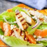 easy Grilled Orange Chicken Recipe