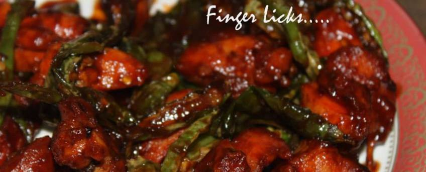 HongKong Chicken