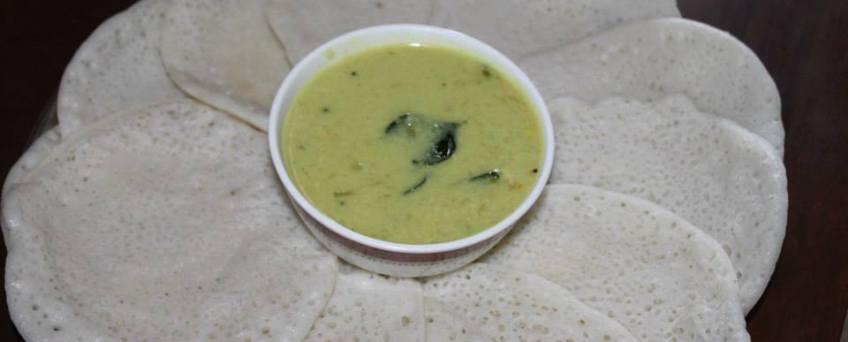 Chowwary Appam