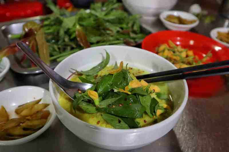 Local Khmer Food Odyssey