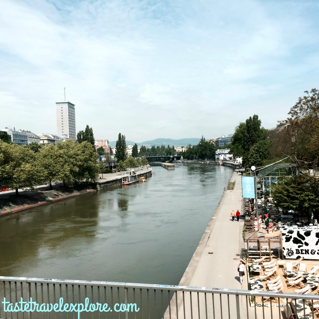 Danube River Austria