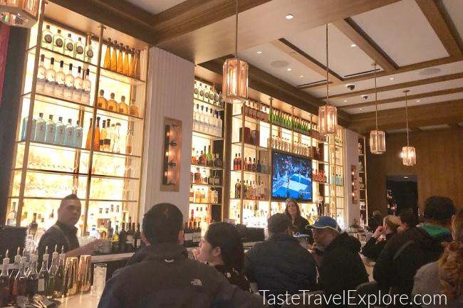 Hells Kitchen Las Vegas Bar