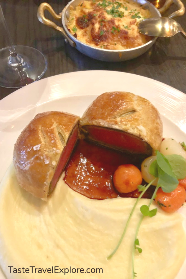 Hells Kitchen Beef Wellington