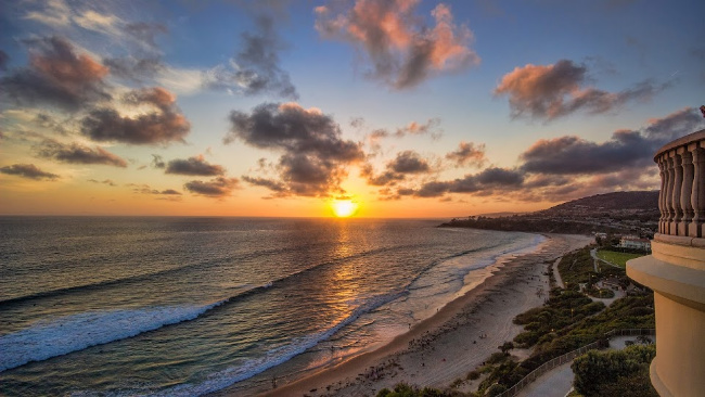 Ritz-Carlton Laguna Niguel Sunset