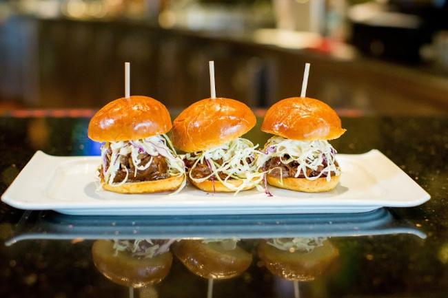 Citrus City Grille Burgers
