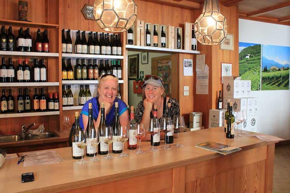 Jenny and Kris - Spain Food & Wine Tour Taste Vacation
