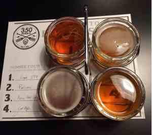 Beer Tasting Samples
