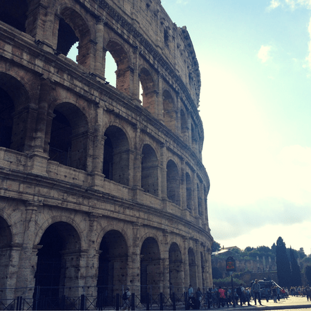 What to do in Italy - Rome