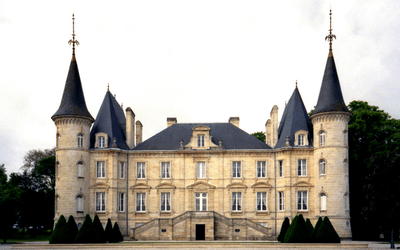 Bordeaux Food & Wine Tour - Chateau Pichon Baron