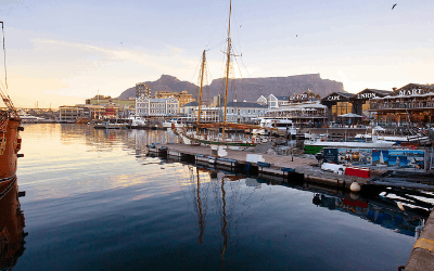 VA Waterfront Cape Town South Africa