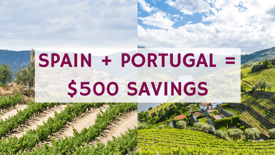 Spain and Portugal Wine Vacations