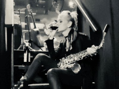 Mindi Abair Wine Saxophone