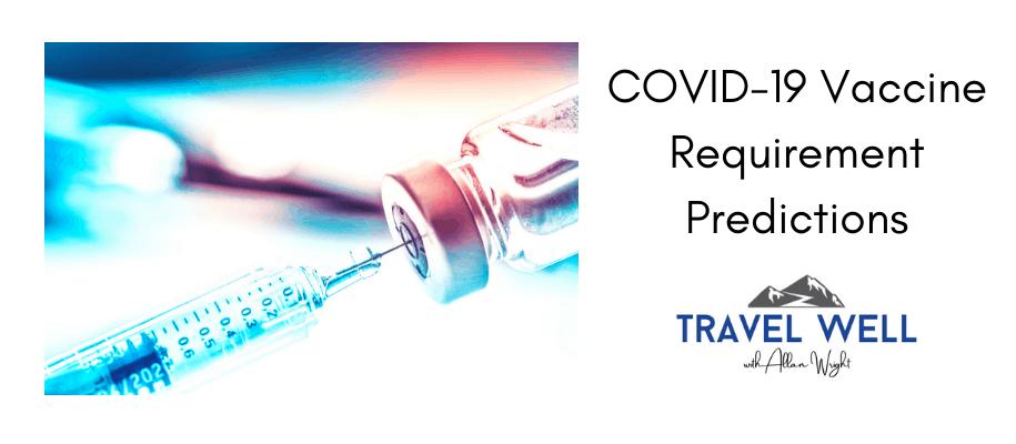 COVID Vaccine Requirement Predictions