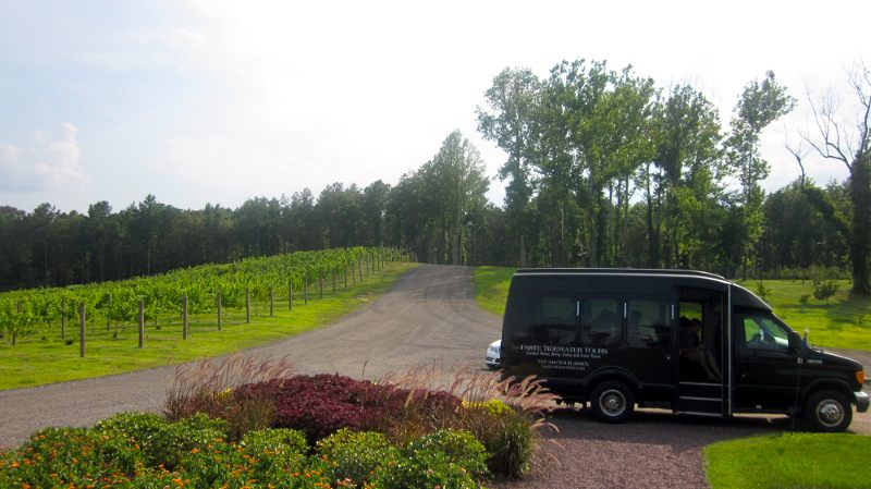 The Vines at New Kent Winery