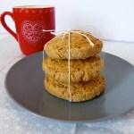 Tasting Good Naturally : Biscuits végétaliens à la noix de coco #vegan