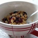 Tasting Good Naturally : Granola maison #vegan