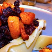 Légumes Racines Rôtis et caramélisés - Végétalien