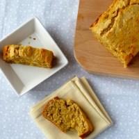 Cake à la noix de coco et ananas - Végétalien -