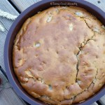 Tasting Good Naturally : Gâteau aux poires et aux pommes #vegan