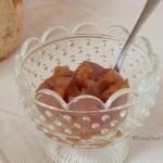 Tasting Good Naturally : Confiture de poires à l'eau de rose #vegan