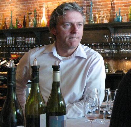 Mark Davidson. Wine of Australia